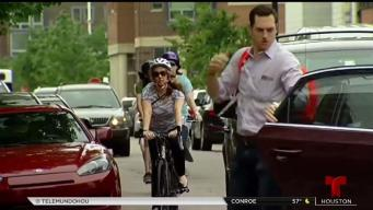 Medidas de seguridad para montar bicicleta