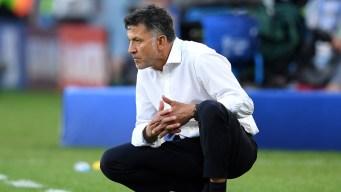 Juan Carlos Osorio ya no será técnico del Tricolor