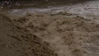 Baja California en estado de emergencia tras las lluvias