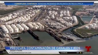Residentes preocupados por posible contaminación
