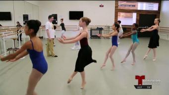 Rostros hispanos brillan en el ballet del cascanueces
