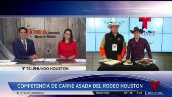 Se aproxima la competencia de carne asada en Houston