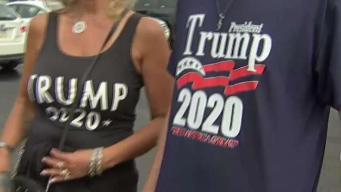 Campaña Trump busca contrarrestar debate demócrata