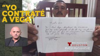 Vega ofreció supuestos servicios legales a pesar de impedimento judicial
