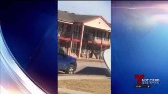 Video muestra lo que aparenta ser disparo que mató a madre