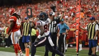 Texans ganan su primer partido de pretemporada