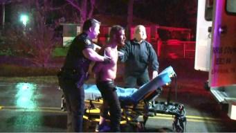 """Soy hombre de Dios"", dice tras robar ambulancia"