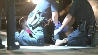 Resiste el arresto a 5 policías, mira cómo terminó