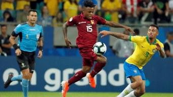 "Venezuela saca punto ""de oro"" en empate con Brasil"