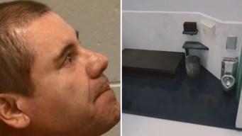 """Por dentro: cómo es la celda que espera a """"El Chapo"""""""