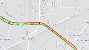 Accidente deja un muerto en la autopista 610