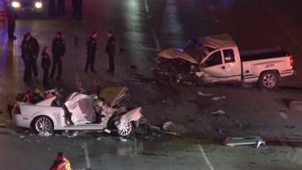 Cargos de homicidio contra presunto conductor borracho