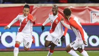 Perú vence a paraguay por la mínima diferencia