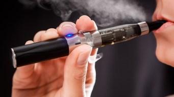 Se dispara el uso de cigarrillos electrónicos entre jóvenes