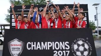 Denver: Resultados Nissan Copita Alianza 2017