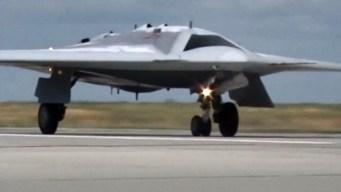 "En video: Rusia muestra su misterioso dron ""invisible"""