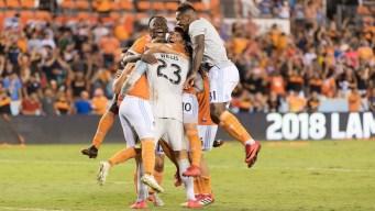 Houston Dynamo a la final del U.S. Open Cup