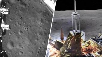 Revelan nuevas imágenes de la cara oculta de la Luna