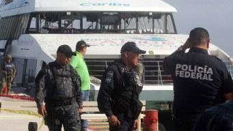 Explota ferry turístico en México; al menos 25 heridos