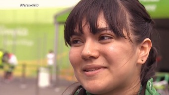 Reacciona Alexa Moreno tras burlas en Río por su peso