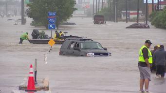 Posibilidad de inundaciones en Texas se multiplicaron por 6
