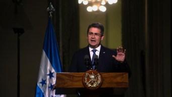 Presidente de Honduras prepara viaje a México