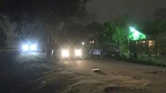 Dueño de casa balea a presunto intruso al este de Houston