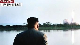 Desafiantes: de nuevo, los temibles misiles de Kim