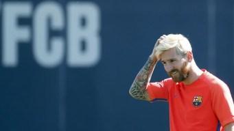 Messi seguirá jugando con selección argentina