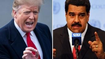 Trump impone un embargo económico sobre Venezuela