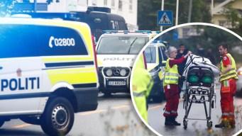Mezquita en Oslo: hallan muerta a familiar de sospechoso
