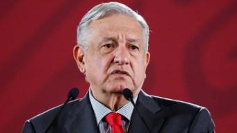 Ante crisis arancelaria, AMLO llama a acto de unidad nacional