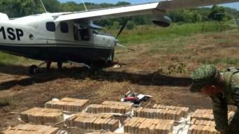 Militares decomisan cocaína por más de $5.6 millones