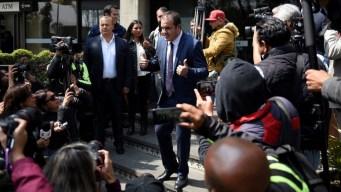 Cuauhtémoc Blanco inicia proceso penal contra su antecesor