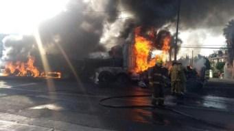México: accidente de carretera deja al menos 6 muertos