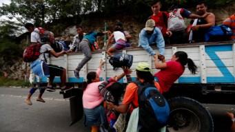 Gobierno alista medidas ante llegada de caravana