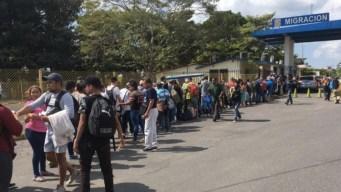 Frontera en caos: México reacciona a anuncio de Trump