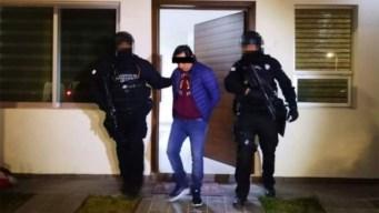 Capturan a miembro del cartel de los Beltrán Leyva