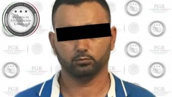 """Capturan al cuñado del """"Menchito"""", líder del Cartel Jalisco"""