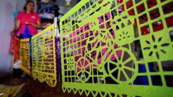 Día de Muertos: papel picado, una colorida tradición