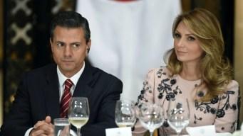 "Peña Nieto y ""La Gaviota"": termina un matrimonio rodeado por el escándalo"