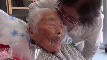 Muere la persona más longeva del mundo