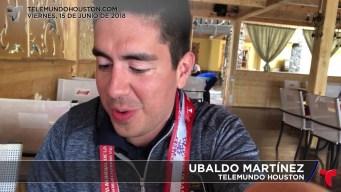 El videoblog de Ubaldo, ¿cómo se pide comida en ruso?