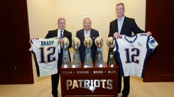 FBI regresa playeras robadas a Tom Brady