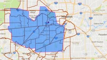 Baja presión en agua por 14 días en vasta área de Houston