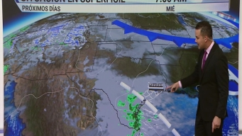 Aire frío prevalece sobre Houston
