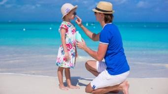 Cómo proteger a los niños de los rayos solares