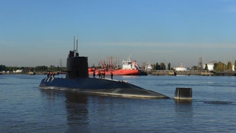 Búsqueda contrarreloj: ¿qué pasó con el submarino?