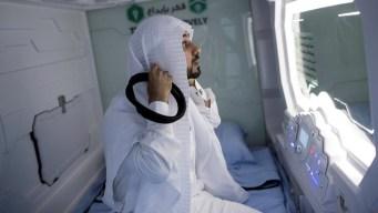 El increíble hotel cápsula para peregrinos musulmanes