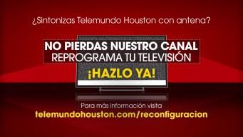 Así reprogramas tu televisor para ver Telemundo Houston